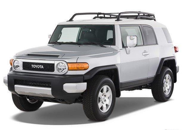 Лобовое стекло на Toyota FJ Cruiser (Внедорожник) (2006-) с установкой