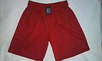 Шорты Gym Bodybuilding (красный мелкий квадрат) размер M