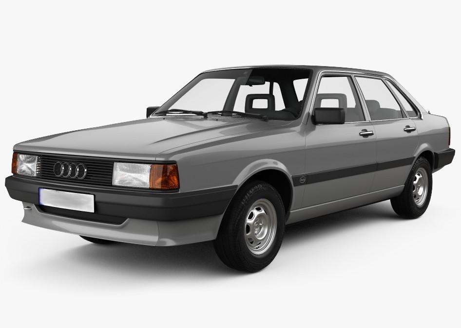 Лобовое стекло на Audi 80 (Седан) (1978-1986)