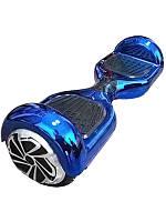 Гироборд Smart Balance Wheel 6.5 TaoTao хром синий (+Mobile APP)