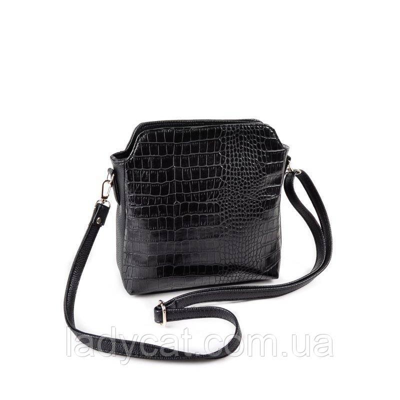 16a58df6ecc8 Женская сумка кросс-боди М121-47/10, цена 345 грн., купить в ...