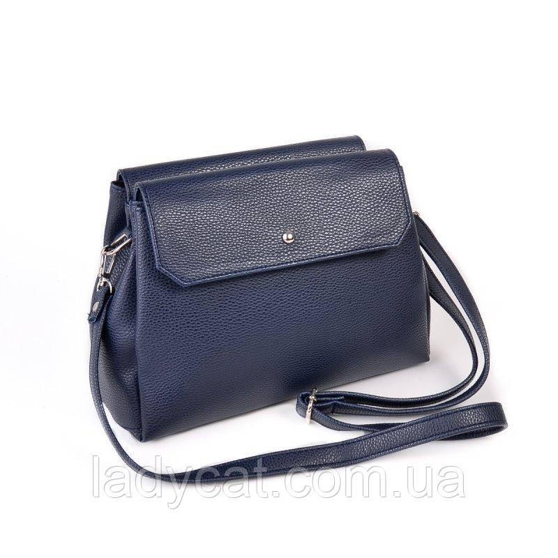 ca8a709f3a08 Женская мини-сумочка на плечо М126-39, цена 370 грн., купить в Николаеве —  Prom.ua (ID#651279455)