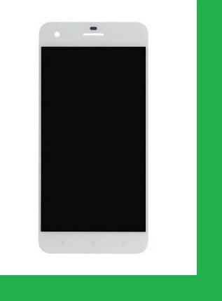 HTC 10 Desire Pro, Desire 10 Pro Дисплей+тачскрин(сенсор) белый, фото 2