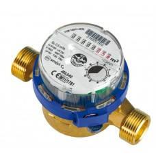 Лічильник для холодної води Powogaz JS - 1.6 DN15 SMART C+