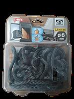 Шнур из керамического волокна Hansa 6мм.,длина 2.5м., фото 1