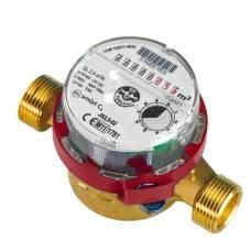 Счетчик для горячей воды Powogaz JS - 90 - 1.6 DN15 SMART C+