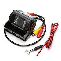 Камера переднего вида  с инфракрасной подсветкой для автобусов, грузовиков, спецтехники