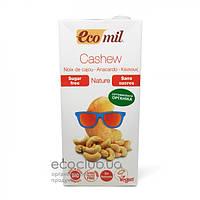 Растительное молоко с кешью EcoMil 1л