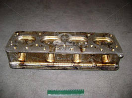 Головка блока ГАЗЕЛЬ двигатель УМЗ 4215(А-92) карб. с клап.с прокл.и крепеж. (пр-во УМЗ), КОМ.4215-1003010-70