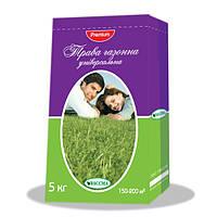 Семена газонной травосмеси Семейный Сад Универсальная 5 кг, КОД: 225451