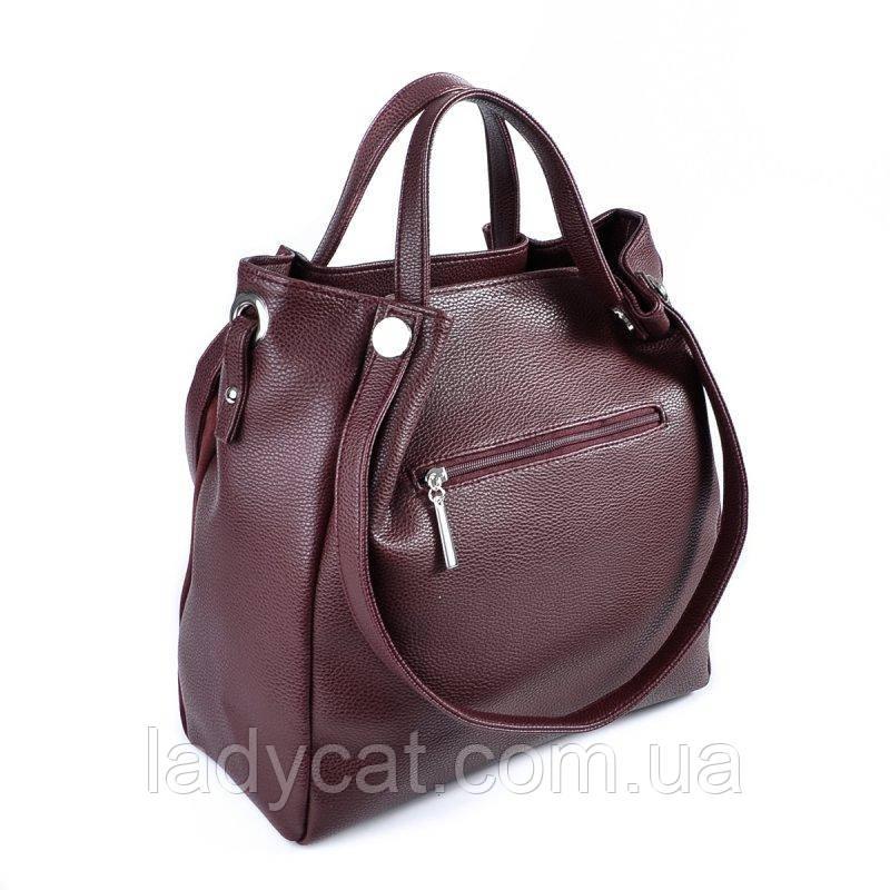 de0f73f37c52 Женская сумка из замша бордового цвета   продажа, цена в Николаеве ...