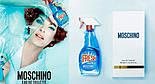 Moschino Fresh Couture EDT 100 ml TESTER туалетная вода женская тестер (оригинал подлинник  Италия), фото 3
