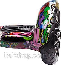 "Гироборд Smart Balance Wheel U8 10"" Hip-Hop Violet, фото 3"