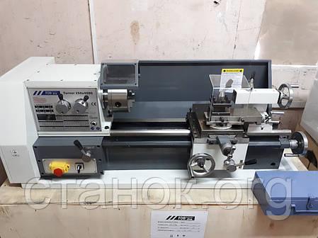 FDB Maschinen Turner 200-520 G Токарный станок по металлу (c механической коробкой) Аналог ТВ-4 фдб, фото 2