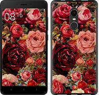"Чехол на Xiaomi Redmi Note 4X Цветущие розы ""2701c-951-387"""