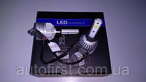 RIVCAR Лампа LED HEADLIGHT CSP V2 6000K H1