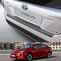 Toyota Prius 2016> пластиковая накладка заднего бампера, фото 1