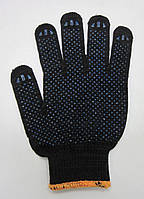 Рабочие перчатки с ПВХ TOP (8411)