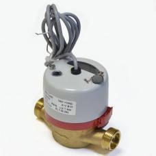 Счетчик для горячей воды Powogaz JS-90-1,6-NK  DN15 (с импульсным выходом)