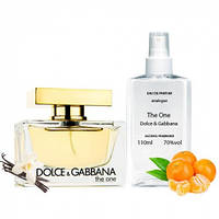 Dolce&Gabbana The One For Women, 110 мл