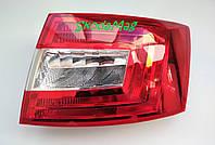 Ліхтар стоп задній правий Шкода Октавія А7 Skoda Octavia A7 ліфтбек 2013 - Depo 5E5945112 SkodaMag, фото 1