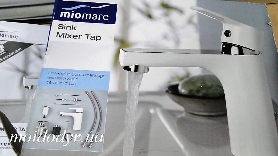 Смеситель для умывальника Miomare Sink Mixer Tap