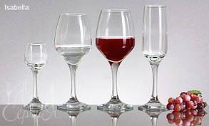 Набор фужеров для вина Pasabahce «Изабелла» 350 мл, 6 шт (440271), фото 2