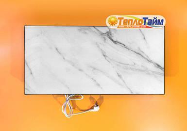 Керамічний обігрівач TEPLOCERAMIC ТСМ 800 білий мармур керамічний обігрівач Теплокерамик)