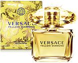 VERSACE Yellow Diamond EDT 50 ml  туалетная вода женская (оригинал подлинник  Италия), фото 2
