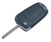 Заготовка OPEL Astra, Omega, Vectra выкидной ключ 3 кнопки (корпус)