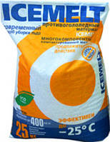 Противогололедный препарат – АЙСМЕЛТ (ICEMELT)