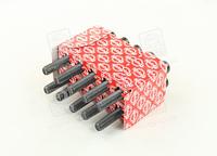 Болт головки блока (комплект) VAG 1.3D/1.4D/1.6D/TD/1.7D/1.9D/TD ABL (4CYL) (пр-во Elring), 819.824 , фото 1