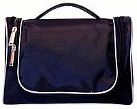 65b61d56039c Дорожный несессер органайзер для косметики Kronos Top Premium Черный  (org_C025)