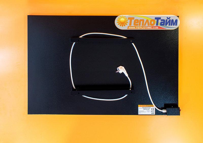Керамічний обігрівач TEPLOCERAMIC ТСМ  600 мармур керамічний обігрівач Теплокерамик