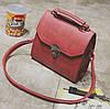 Женская мини сумочка Красный