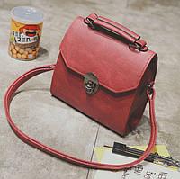 Женская мини сумочка Красный, фото 1