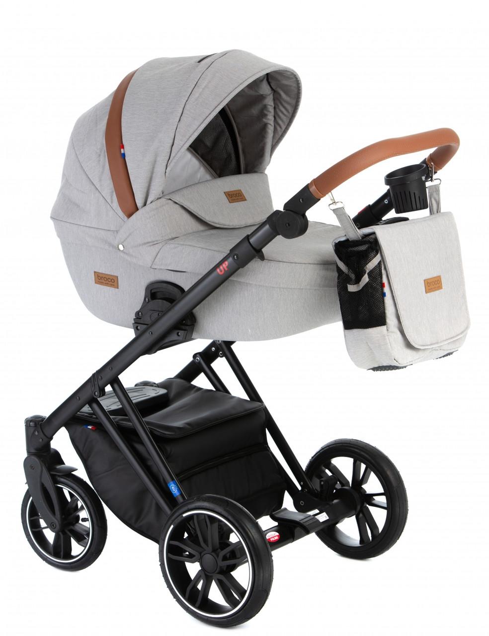 Детская коляска 2 в 1 Broco UP