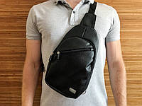 Мужская сумка месенджер кожа ПУ, фото 1