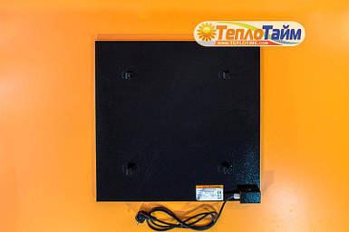 Керамічний обігрівач TEPLOCERAMIC ТС 370 чорний керамічний обігрівач Теплокерамик
