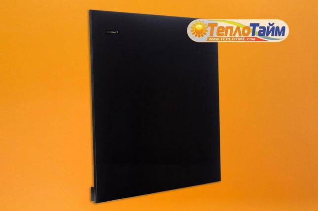 Керамічний обігрівач TEPLOCERAMIC ТС 370 чорний керамічний обігрівач Теплокерамик, фото 2