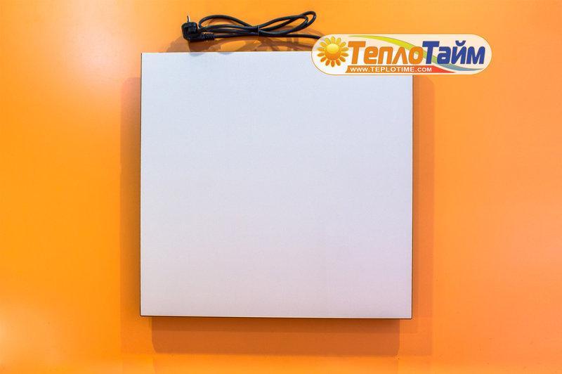 Керамічний обігрівач TEPLOCERAMIC ТС 370 білий керамічний обігрівач Теплокерамик