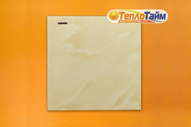Керамічний обігрівач TEPLOCERAMIC ТС 370 бежевий керамічний обігрівач Теплокерамик, фото 2