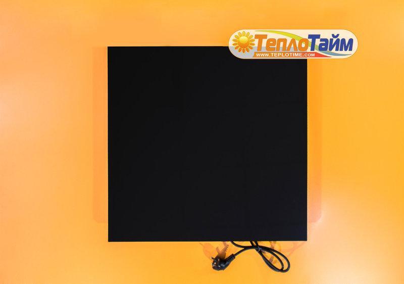 Керамічний обігрівач TEPLOCERAMIC ТСМ 400 чорний керамічний обігрівач Теплокерамик