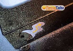Керамічний обігрівач TEPLOCERAMIC ТСМ 400 чорний керамічний обігрівач Теплокерамик, фото 3