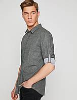Рубашка Koton XXL Серый, КОД: 271640