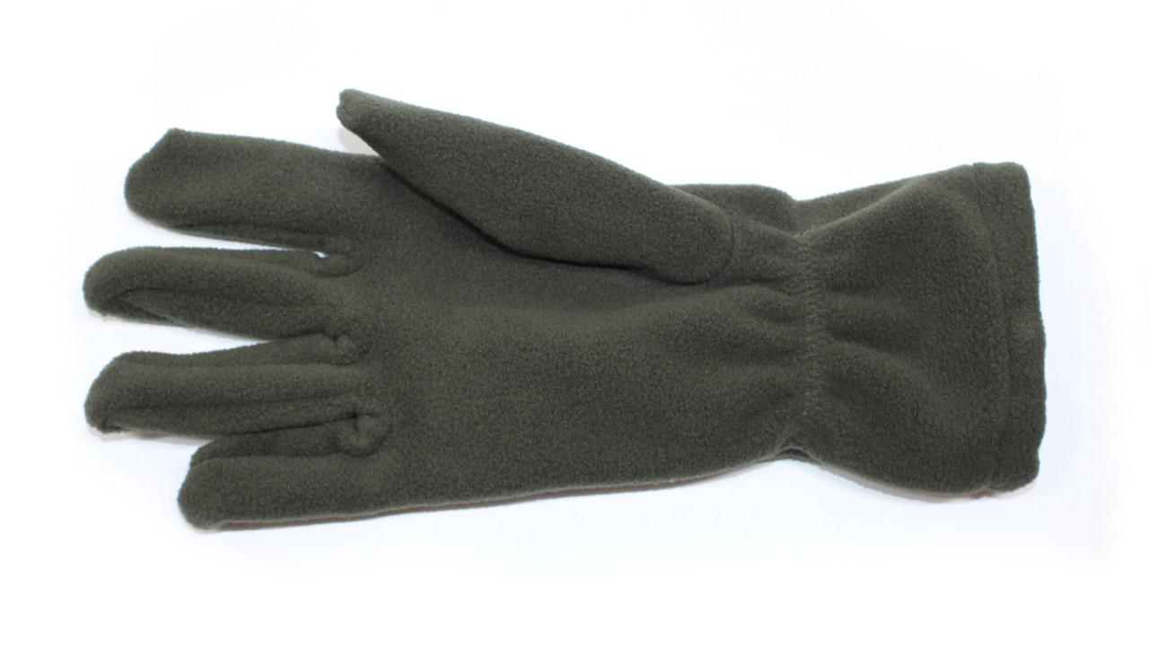 Перчатки флис Olive