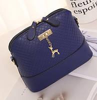 Женская маленькая сумочка Синий, фото 1