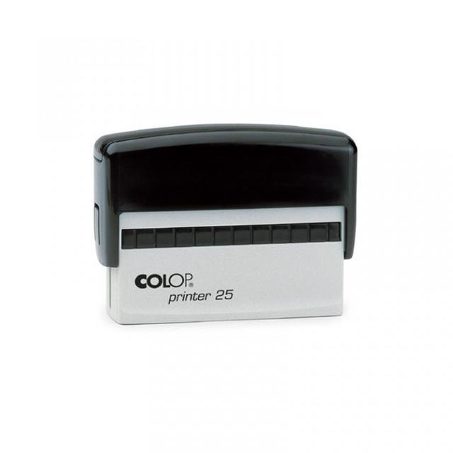 Оснастка для штампа Printer 25 чёрный
