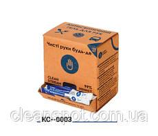 Антисептический гель Clean Stream в стиках 100шт в коробке для подачи