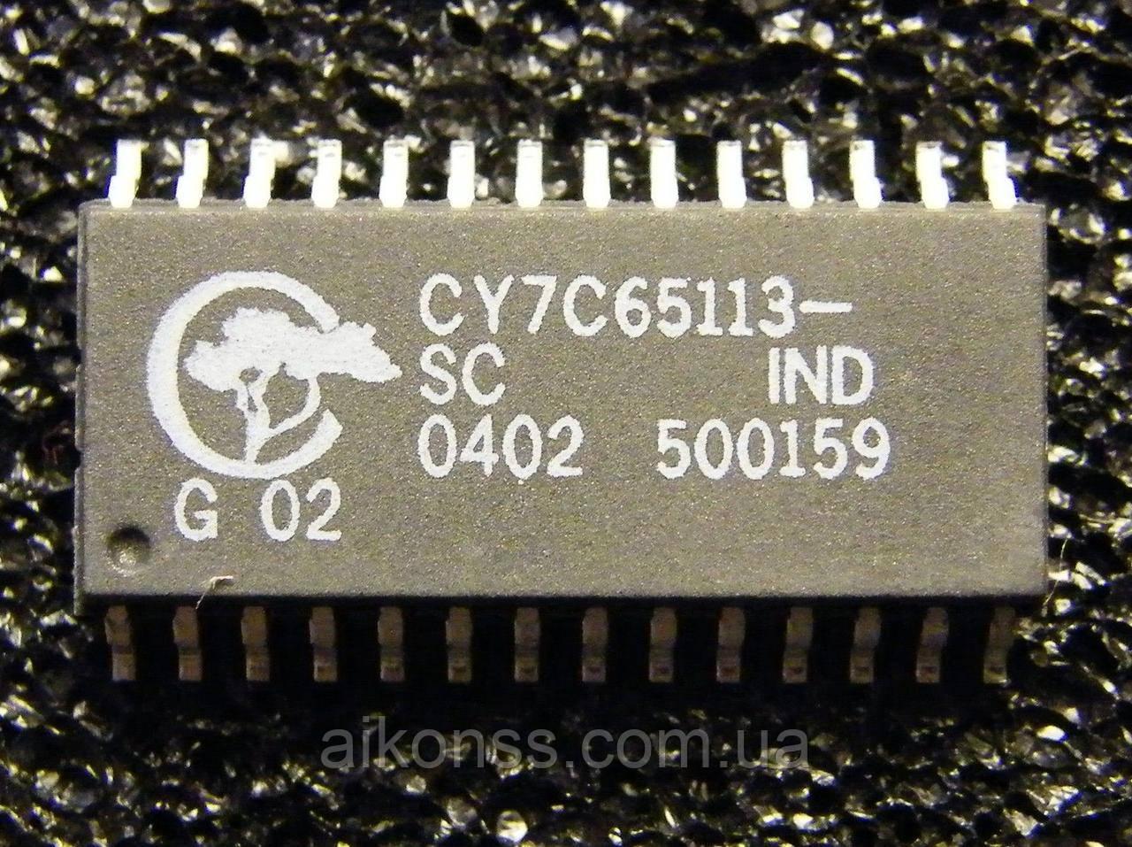 Мікросхема Для CAN CLIP RLT2002 - CY7C65113-SC CYPRESS USB HUB прошиті з заводу .